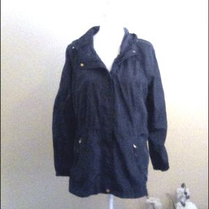 💰Bundle 2 items for $18 Dark Blue Windbreaker